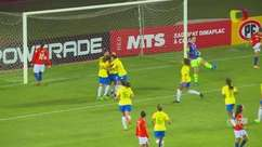 Seleção Feminina supera o Chile pela Copa América