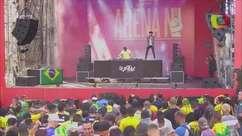 Na Arena N1, JetLag Music toca 'Let it drop', single autoral