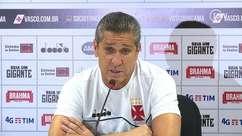 Jorginho fala sobre vaias da torcida do Vasco