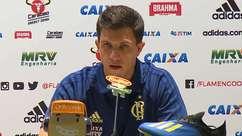 Jorginho elogia desempenho do Vasco na vitória sobre o Grêmio