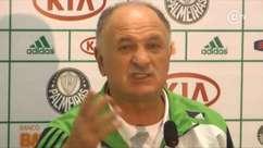 Relembre o estilo Felipão, de volta ao Palmeiras