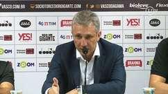 Presidente do Vasco explica escolha por Alberto Valentim
