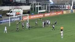 Fernando Miguel salva o Vasco contra o São Paulo