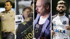 Retrospectiva: Relembre o ano de 2018 do Santos