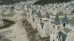 Turquia: luxuosa cidade fantasma ganha indulto após falência