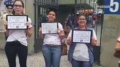 Grupo de universitários da Igreja Universal apoia estudantes