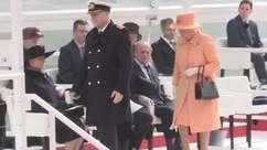 Harry revela presente de Natal da rainha Elizabeth a Archie