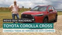 Novo Corolla Cross: chegou o SUV da Toyota