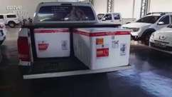 Vacinas contra a Covid-19 chegam em Cascavel