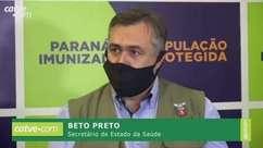 Beto Preto cobra rigor na vacinação de gestantes no Paraná