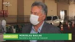 Covid-19: Expectativa é vacinar cinco mil pessoas por dia em Cascavel