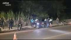 Carro é apreendido e cinco motos notificadas por excesso de som em escapamento