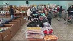 Bazar beneficente movimenta abrigo São Vicente de Paulo