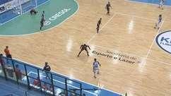 Coronel vence o Marechal em partida pela Sério Ouro de Futsal