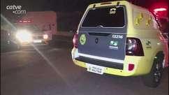 Homem é detido após realizar manobras perigosas em frente a UPS