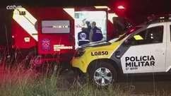 Homem de 36 anos é atendido pelo Siate no Florais do Paraná
