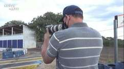 'Reflexo em dia', diz fotógrafo que registrou grave acidente de kart em Cascavel