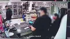 Assaltantes roubam panificadora duas vezes em dez dias