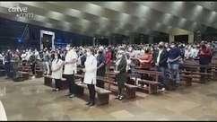 Missa especial para os comunicadores é celebrada em Cascavel