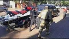 Operação Solis: Materiais apreendidos chegam a Polícia Federal