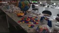 Equipamentos para laboratórios de ciências são entregue para escolas de Cascavel
