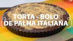 Torta-bolo de palha italiana