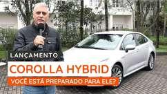 Novo Toyota Corolla mexe com a consciência do motorista