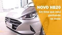 Hyundai HB20 se renova totalmente para seguir sendo desejado