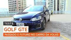 Vale a pena comprar o GTE, primeiro híbrido da Volkswagen?