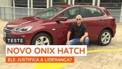 Novo Onix Hatch: o líder cresceu, mas será que vale a pena?