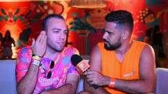 Lucas Rangel relembra por onde já passou o Carnaval