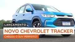 Novo Chevrolet Tracker seria o SUV perfeito?