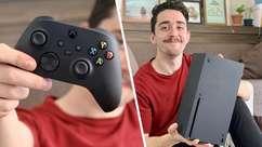 Este é o Xbox Series X! Confira o unboxing e impressões