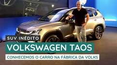 Volkswagen Taos, o 'terror' do Compass, está pronto