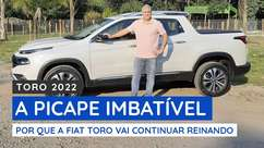 Fiat Toro Volcano flex: agora com muito mais potência