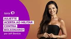 Juliette acerta ao militar contra Bolsonaro?