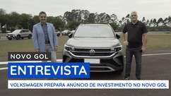 Volkswagen prepara anúncio de investimento no novo Gol