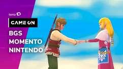 BGS Day: momento Nintendo com 'Legend of Zelda'