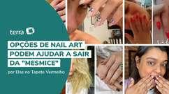 Nail art diferentes ajudam a sair da mesmice: veja 6 estilos