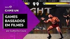 GameON Noob: Games baseados em filmes