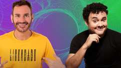 John Leitão e Gui Santana apoiam 'humor saudável'