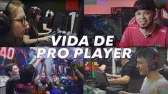 Como é a vida de quem joga videogame profissionalmente