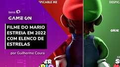 GameON Minute: Filme do Mario estreia em 2022