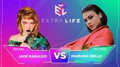Extra Life terá duelo de Mariana Mello e Jade Baraldo
