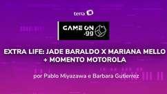 Jade e Mariana Mello falam da participação no Extra Life