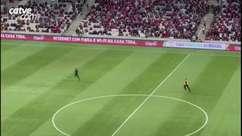Invasor em jogo do Athletico é torcedor do Coritiba