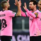 100%, Barça bate Juve com gol de Messi e hat-trick anulado
