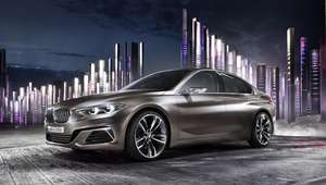 El BMW Concept Compact Sedan debuta en China