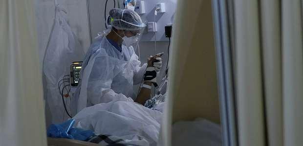 Brasil tem 2ª com menos mortes por covid em quase 5 meses