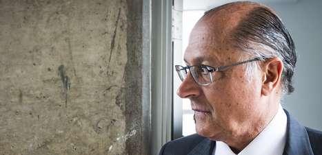 Padilha critica 'BOM', e Alckmin ganha minuto de resposta